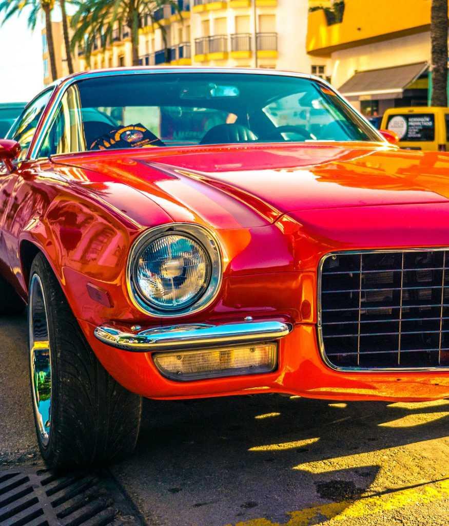 auta z ameryki